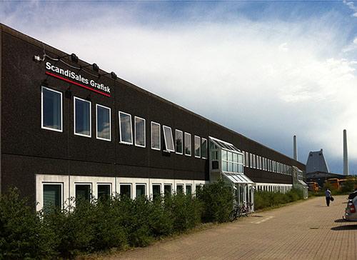ScandiSales kontor